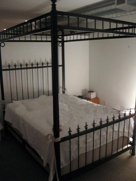 Bdsm Bed - Alex Bed