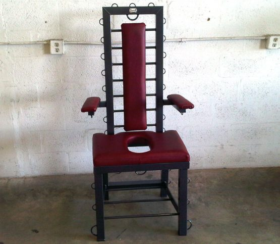The Executioner Bondage Chair