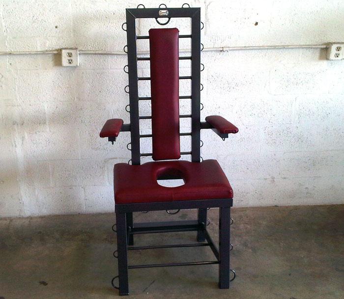 The Executioner Bondage Chair