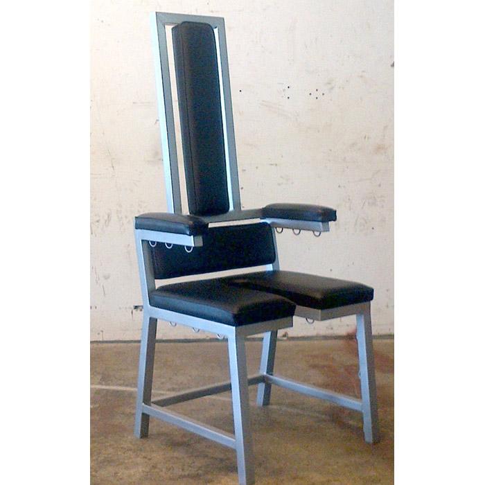 Multi Ring Bondage Chair