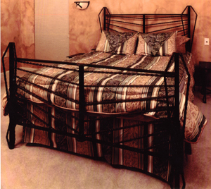 Twisted Metal – Gerson Bed