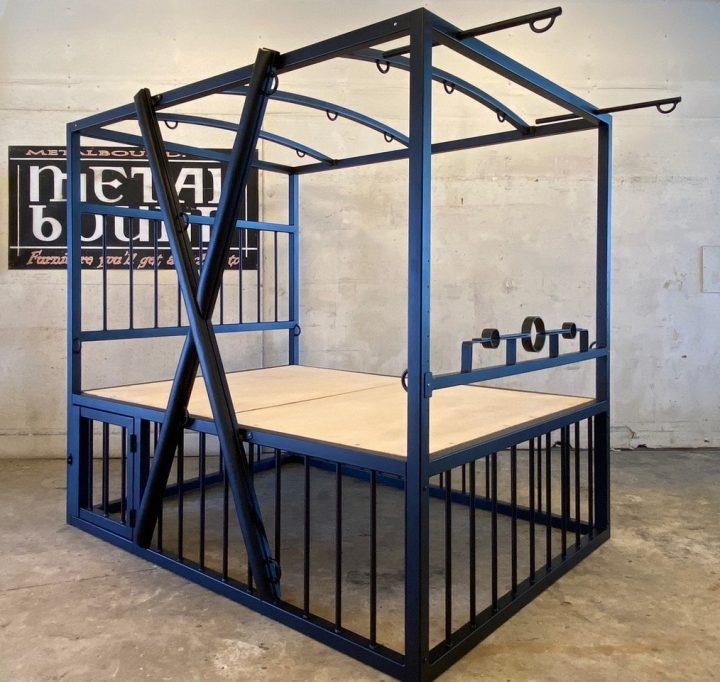 BDSM bed