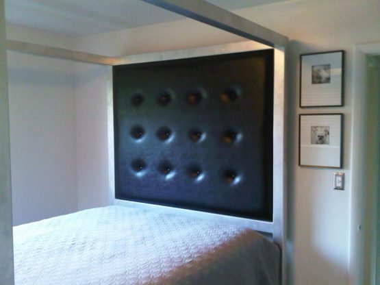 Bdsm Bed - Padded Headboard